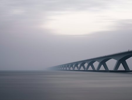 Maldives bridge project