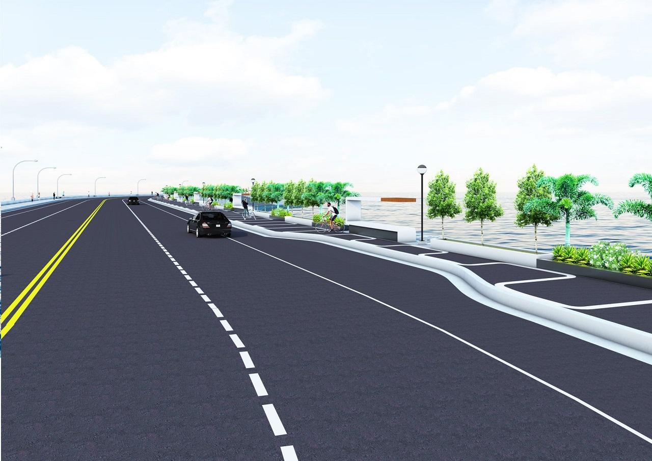 DPWH road