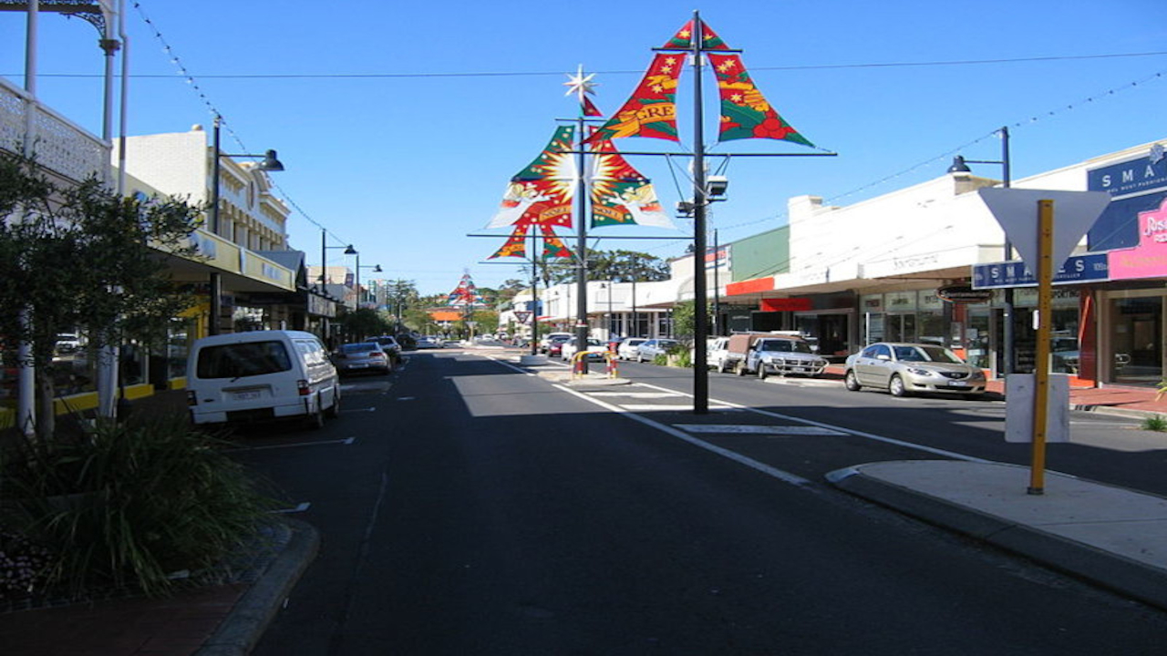 The project will further improve access to Bunbury central business district (CBD). Credit: Orderinchaos.