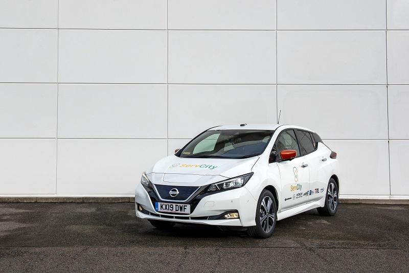 Nissan ServCity