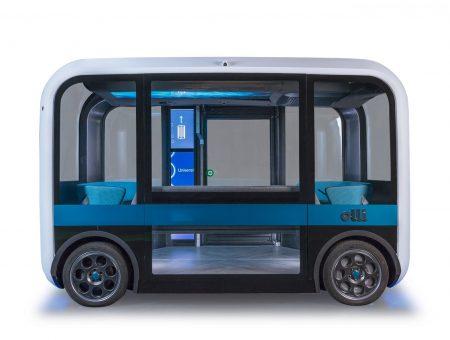 autonomous electric shuttles