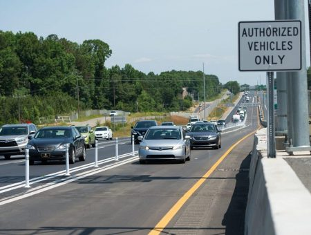 Ferrovial increases stake in North Carolina's I-77 Managed Lanes project