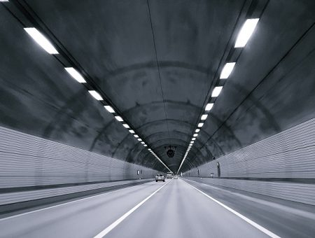 Jiaozhou Bay tunnel