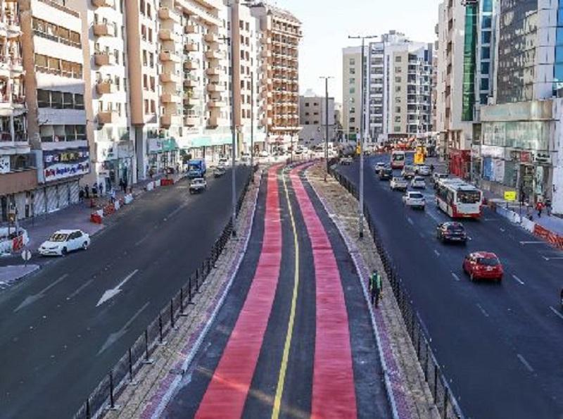 Khalid bin Al Waleed Street