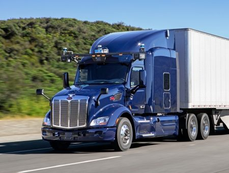 Aurora and PACCAR partnership to manufacture autonomous trucks
