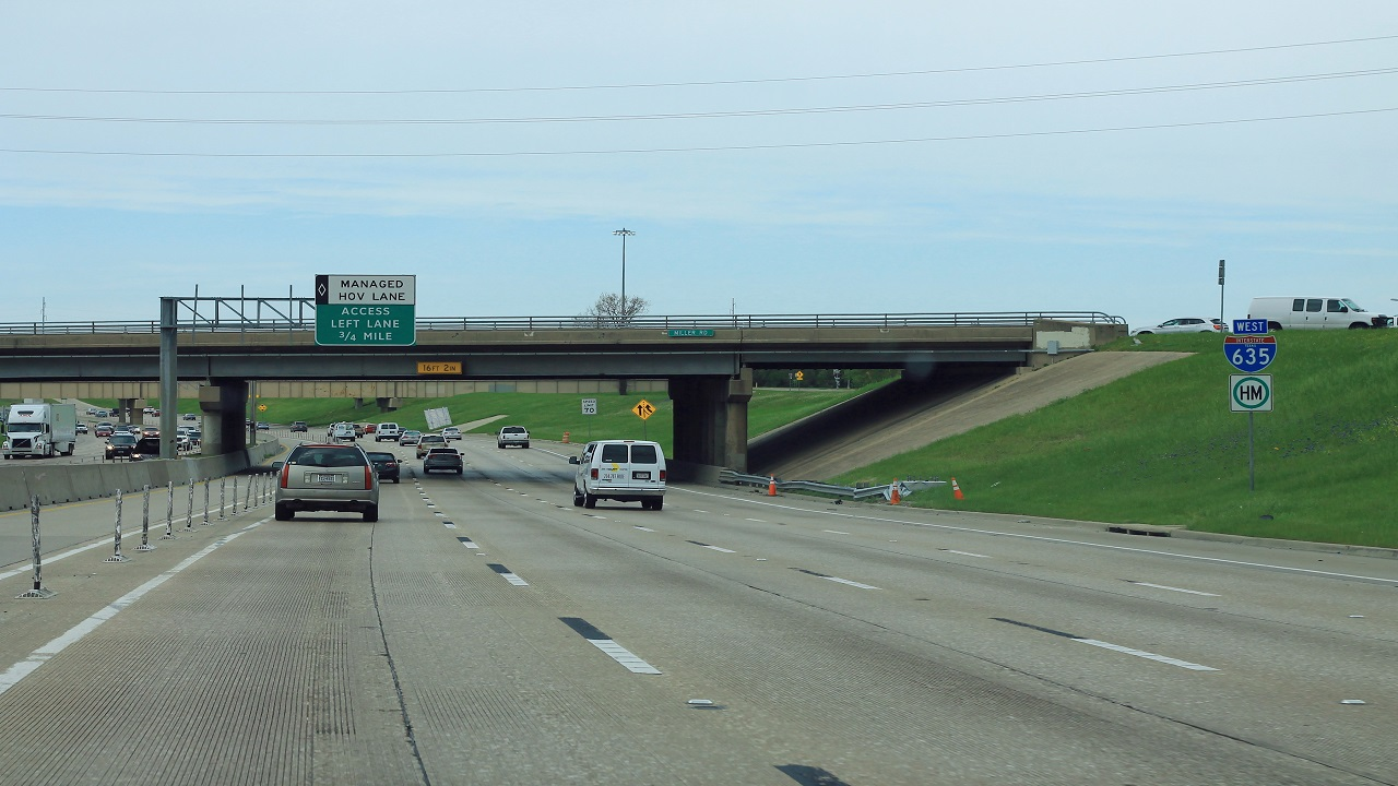 A unique bridge will be built at the Skillman and Audelia intersection. Credit:  formulanone / Flickr.