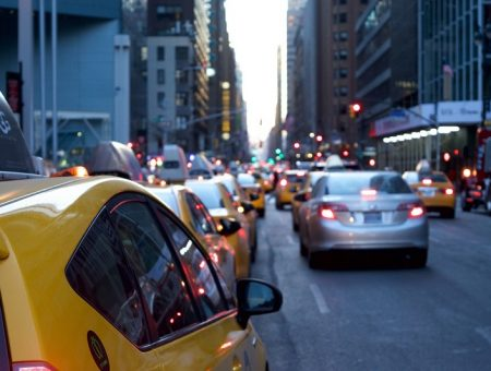 Las Vegas trials new technology to reduce traffic congestion