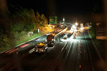 The corridor is the main transportation route from Sydney to Port Botany, Sydney Airport and south-west Sydney.