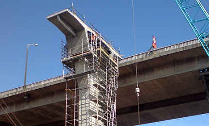 Eastern Viaduct Car Park Auckland