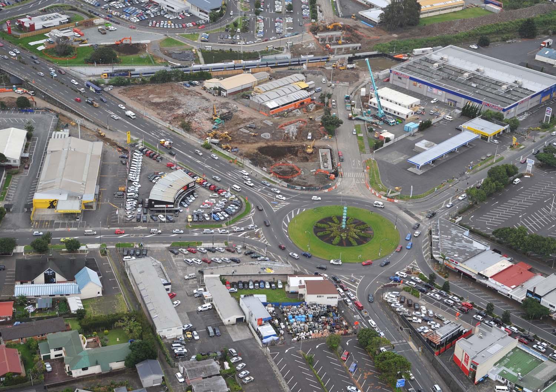 Auckland Manukau Eastern Transport Initiative (AMETI)