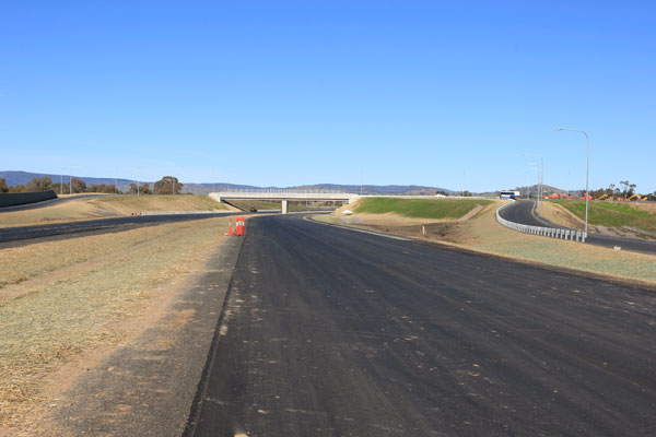 Hume Highway Duplication Project, New South Wales