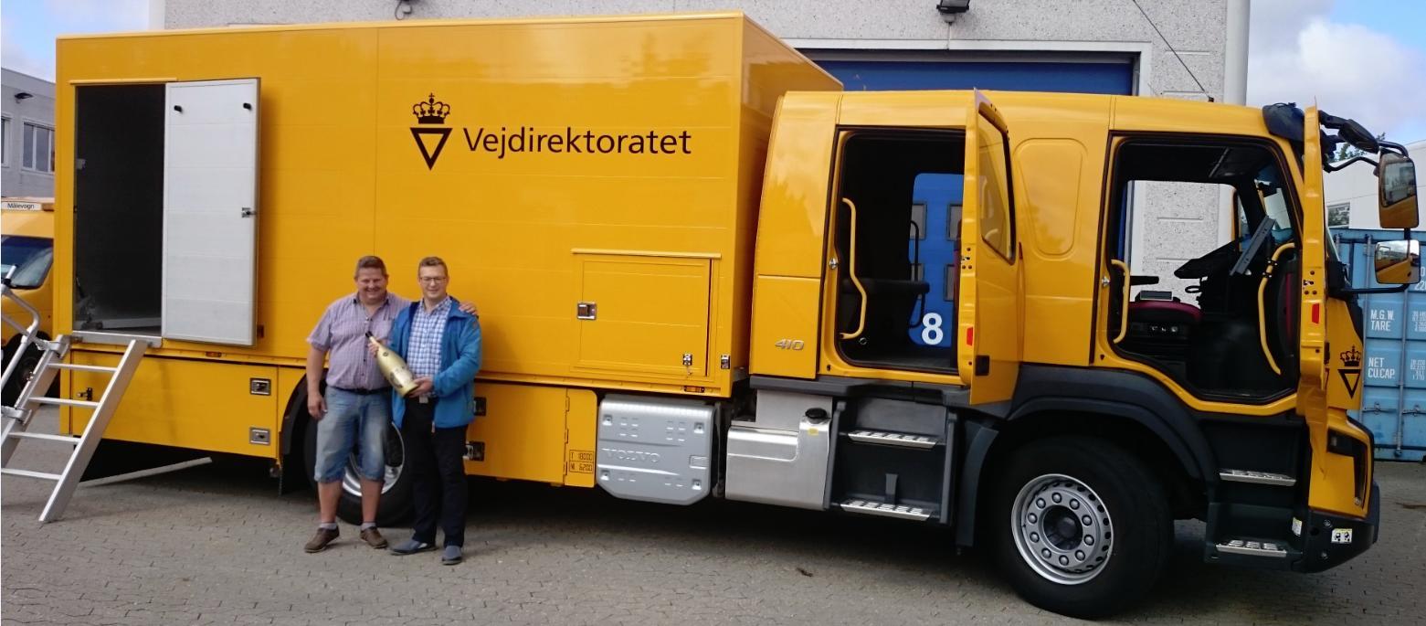 ViaTech Danish road directorate