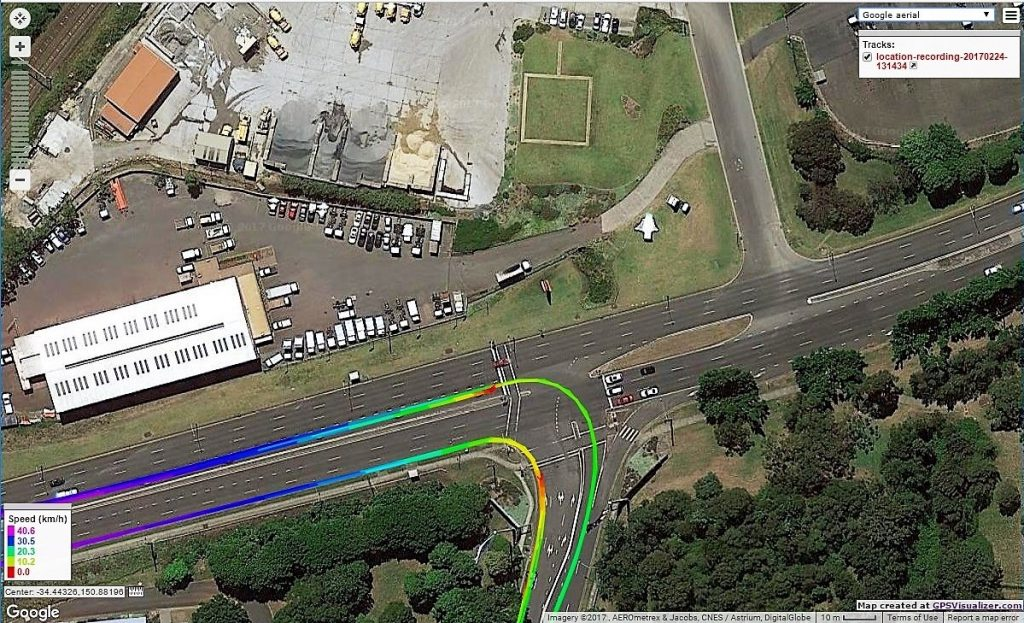 Repeated testing has proven the Q-Free Universal ITS Station lane-level positioning capabilities.