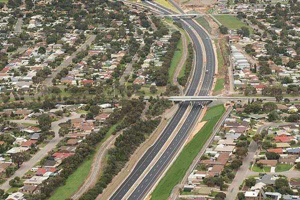 Southern Expressway duplication
