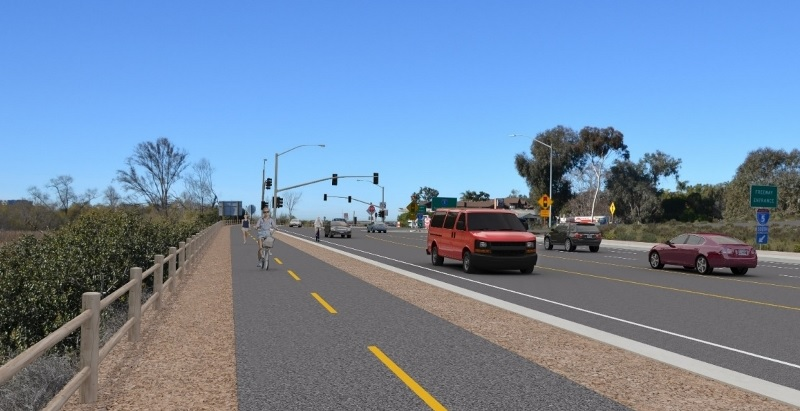I-5 North Coast Corridor simulation