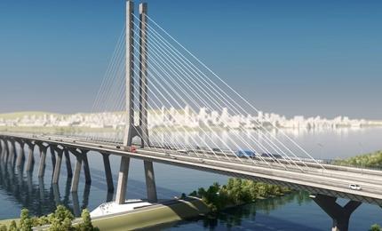 New Champlain Bridge, Canada