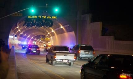 Caldecott Tunnel Fourth Bore