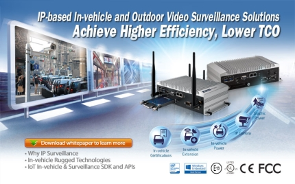 In-vehicle and outdoor surveillance systems