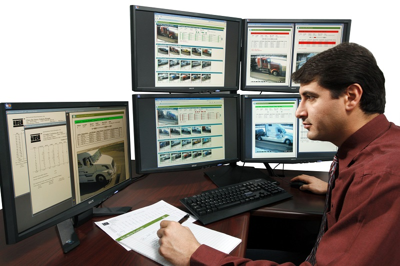 Traffic monitoring and data collection