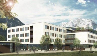 Mayrhofen social centre