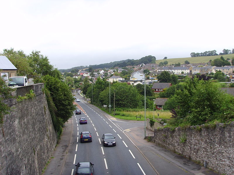 Kingskerswell Bypass