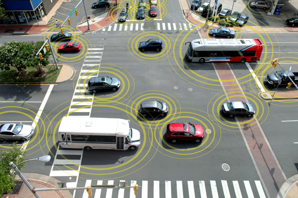 Connected Vehicle Safety Pilot Model Deployment