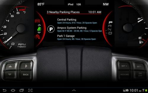 INRIX Parking