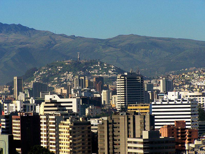 Quito City, Ecuador