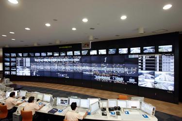 Shin-Tomei Expressway: Road Control Center
