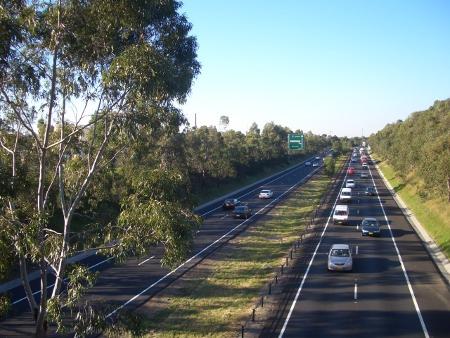 M5 South West Motorway