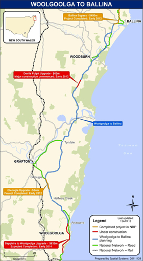 Australian Pacific Highway upgrade moves ahead
