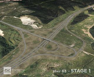 Parsons Creek interchange